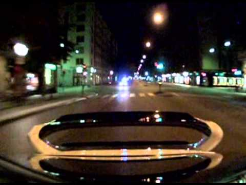 Politiet dash cams blanding